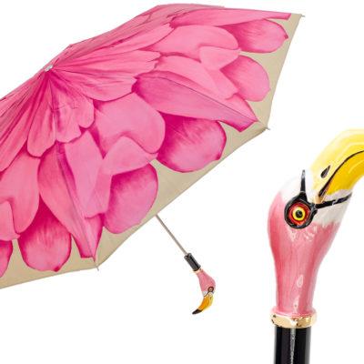 Flamingo Folding Umbrella